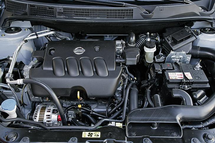 двигатель ниссан кашкай 2