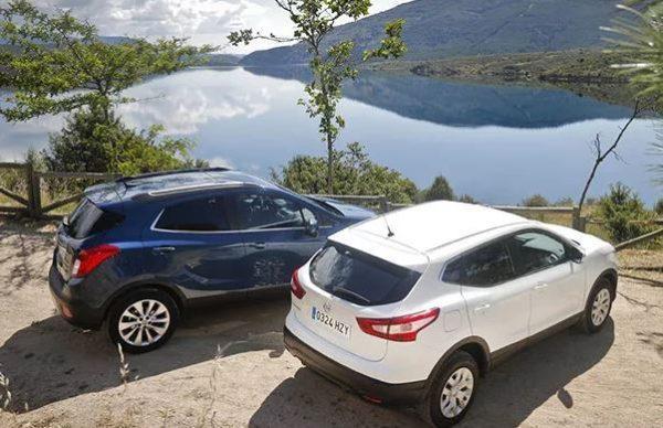 Сравнение Opel Mokka и Nissan Qashqai