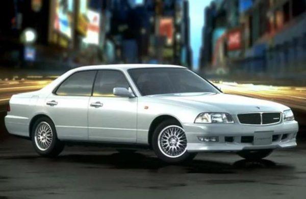 Отзыв об автомобиле Nissan Leopard (1996 г.)