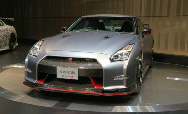 Nissan GTR LM Nismo 2016-2017