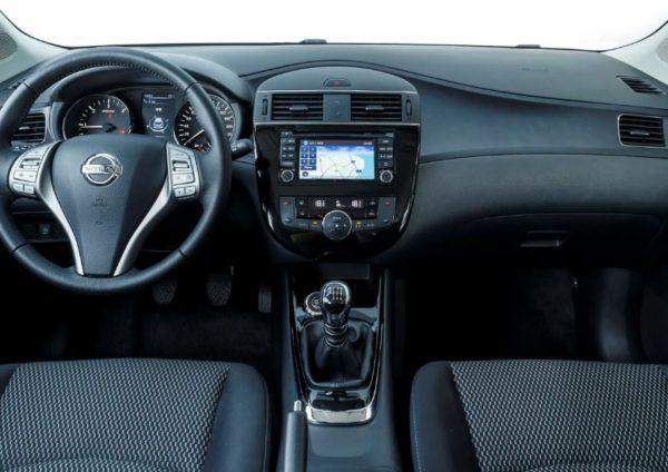 Как изменился Nissan Pulsar 2014-2015