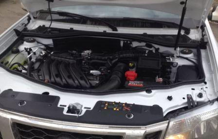 Nissan Terrano 2014 на базе Renault Duster