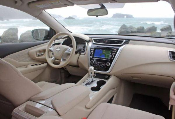 Обзор Nissan Murano 2016-2017