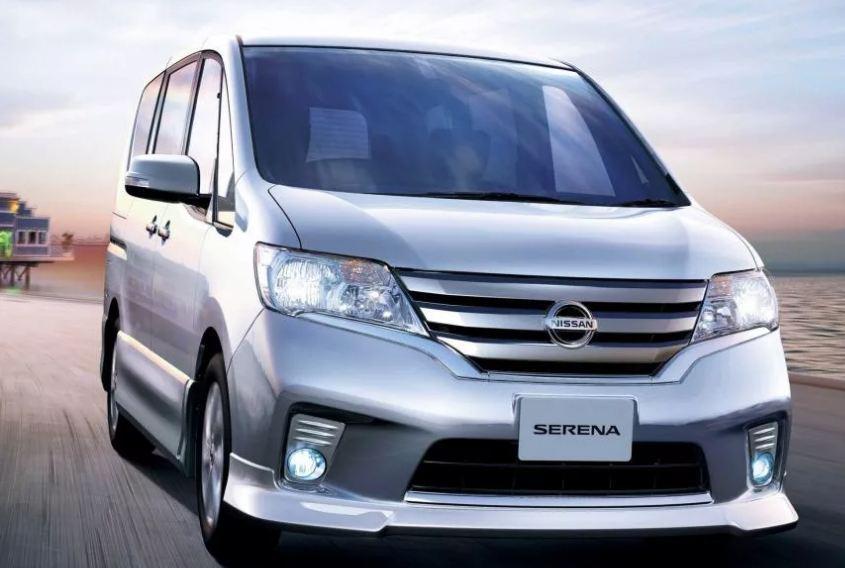 Отзывы владельцев о Nissan Serena