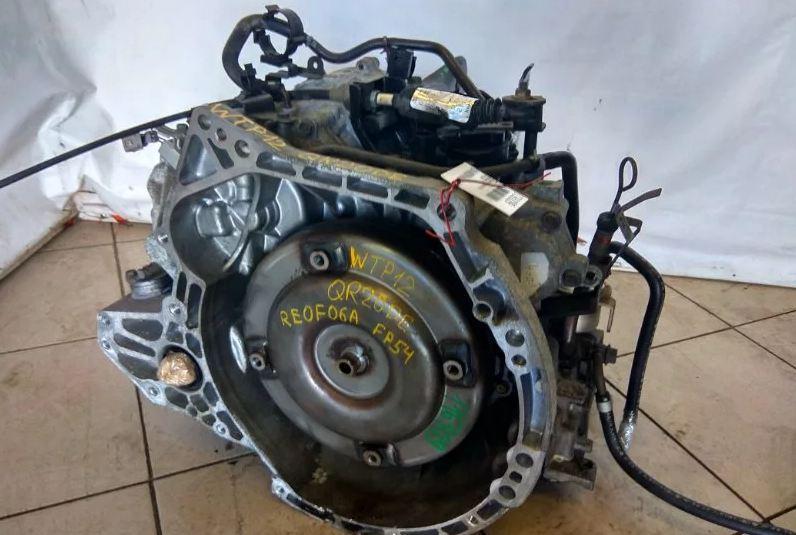 Инструкция по ремонту АКПП Nissan Primera